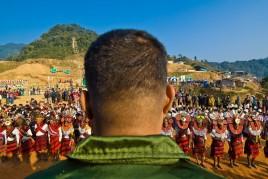 Birmanie • Naga : Un festival sous surveillance