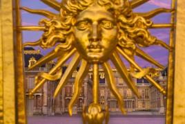 France • Versailles : L'étoile du Roi-Soleil