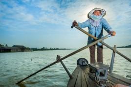 Vietnam • Mékong : Le delta des neufs dragons