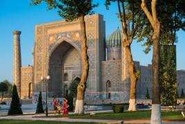 Ouzbékistan • Perles d'Empires