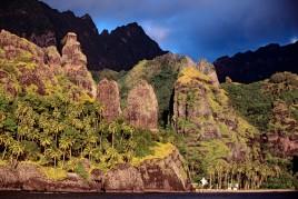 Polynésie française • Le grand chemin des Marquises