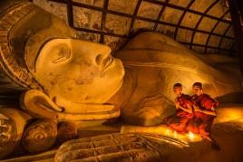 Birmanie • La route des pagodes