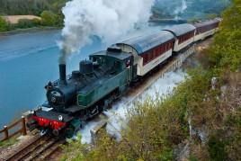 France • Bretagne : La vapeur du Trieux