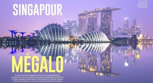Singapour Marc Dozier Grands reportages