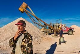 Australie • Coober Pedy : L'opale city du désert