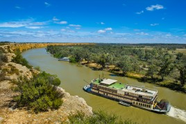 Australie • Murray River : Le long fleuve tranquille