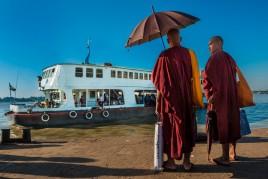 Birmanie • Irrawaddy : La croisière royale