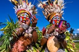 Papouasie-Nouvelle-Guinée • Au pays des hommes-plumes