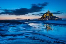 France • Mont Saint Michel : La renaissance d'une île