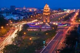 Cambodge • Phnom Penh : le phoenix urbain
