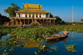 Cambodge • Tonle Sap : La petite mer du peuple