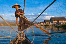 Birmanie • Lac Inle : la Venise birmane