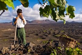 Espagne • Lanzarote : L'île noire