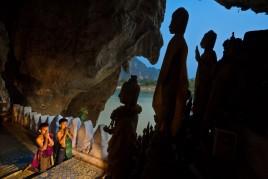 Laos • Luang Prabang : La cité de Dieu