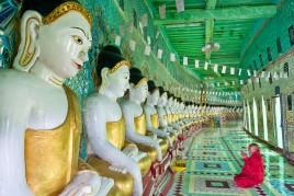Birmanie • Mandalay : l'ultime capitale