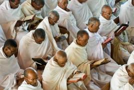 Madagascar • Le réveil des bergers blancs