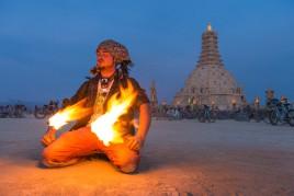Etats-Unis • Burning Man, les flammes de la création