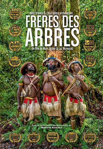 Frères des arbres dvd film