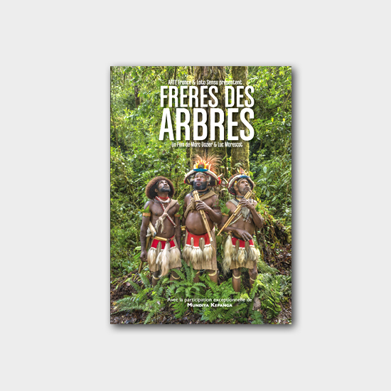 DVD Frères des arbres